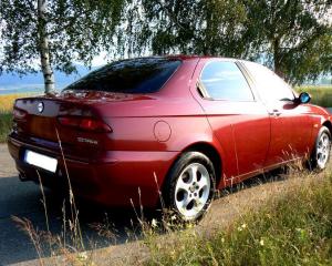 Alfa Romeo - Alfa 156 - 1.8 T.S. | 23 jun. 2013