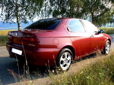 Alfa Romeo - Alfa 156 - 1.8 T.S.   23.06.2013 г.