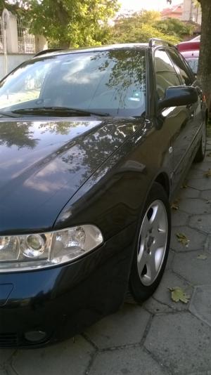 Audi - A4 AVANT - 1.8TQ | 27.10.2014 г.