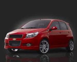 Chevrolet - Aveo | 30.10.2014 г.