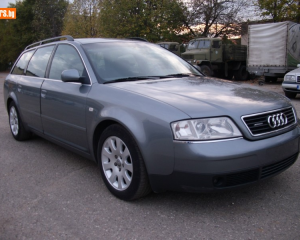 Audi - A6 - комби | 3 Nov 2014