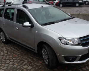 Dacia - Logan - NEW MCV (E2 Laureate) | Nov 6, 2014