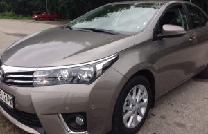 Toyota - Corolla - Sol | Nov 7, 2014