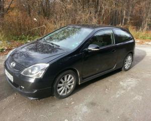 Honda - Civic - Sport   8 Nov 2014