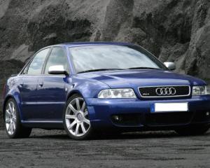 Audi - A4 - 1.8TQ | 11 Nov 2014