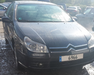 Citroën - C5 | 13 Nov 2014