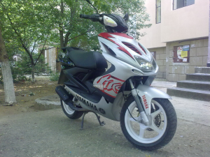 Yamaha - Aerox - 50R | 23 Jun 2013