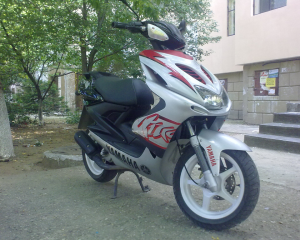 Yamaha - Aerox - 50R | Jun 23, 2013