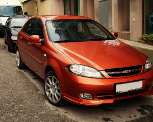 Chevrolet - Lacetti   16 Nov 2014
