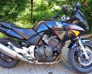 Honda - CBF600S | 18 Nov 2014