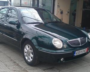 Lancia - Lybra - LX   22 Nov 2014
