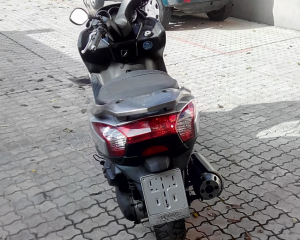 Kymco - Super Dink | 22 Nov 2014