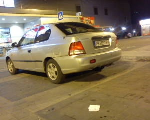 Hyundai - Accent - GLi | 25 Nov 2014