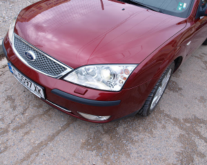 Ford - Mondeo | 23.06.2013 г.