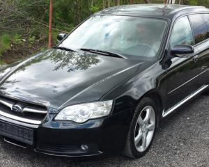 Subaru - Legacy | 2 Dec 2014