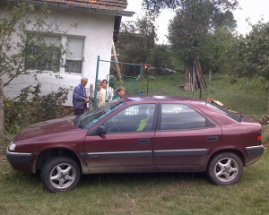 Citroën - Xantia | Dec 12, 2014