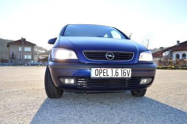 Opel - Zafira - 1.6 v16 | 17.12.2014 г.