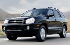 Hyundai - Santa Fe | Dec 21, 2014