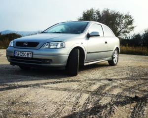 Opel - Astra - Sport | 2 Jan 2015