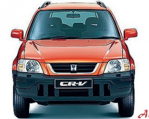 Honda - CR-V | 8 Jan 2015
