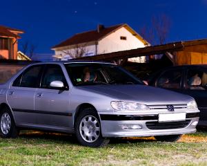 Peugeot - 406 - 1.8i 16v | 23 Jun 2013