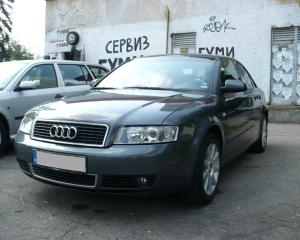 Audi - A4 - B6 | 12 Jan 2015