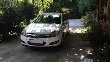 Opel - Astra - H | Jan 13, 2015