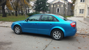 Audi - A4 | 16 Jan 2015