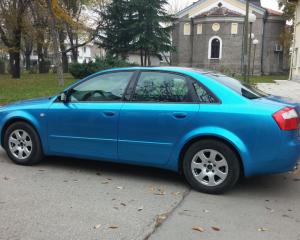 Audi - A4   16 Jan 2015