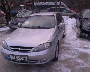 Chevrolet - Lacetti - 2,0 | 19 Jan 2015