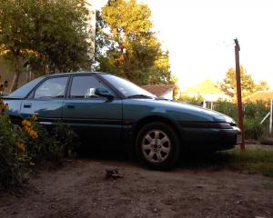 Mazda - 323 | 1 Feb 2015