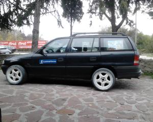 Opel - Astra - 1.7Д | 1 Feb 2015