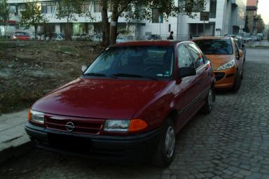Opel - Astra | 23.06.2013 г.