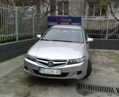 Honda - Accord - 2.0 Sport | Feb 6, 2015