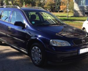 Opel - Astra - G 1.4 | 19 Feb 2015