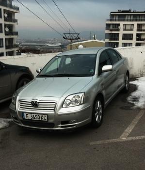 Toyota - Avensis | Feb 24, 2015