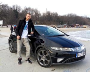 Honda - Civic - i-CDTI Executive | 8 Mar 2015