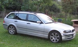 BMW - 3er - Е46 320d Touring   23 Jun 2013