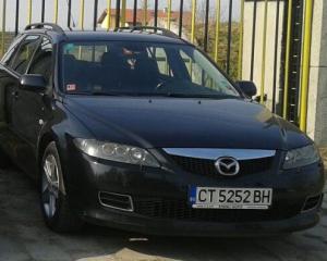 Mazda - 6   14 Mar 2015