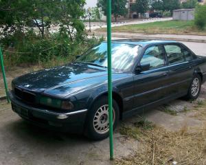BMW - 7er | 15 Mar 2015