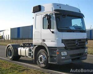 Mercedes - Actros - 1844   19 Mar 2015