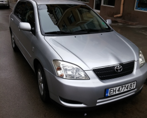 Toyota - Corolla - 1.6 VVT-I | 21 Mar 2015