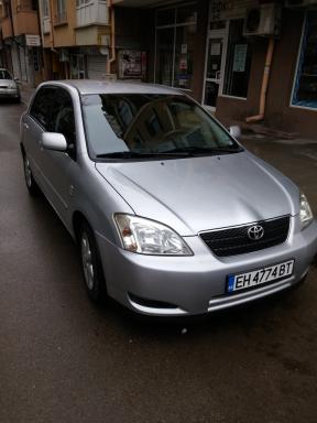 Toyota - Corolla - 1.6 VVT-I | Mar 21, 2015