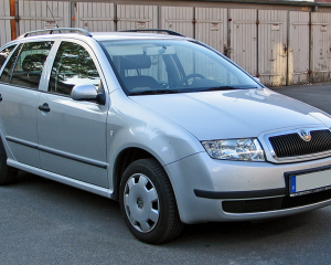 Škoda - Fabia - Комби   3 Apr 2015