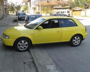 Audi - A3 - 8L | 2015. ápr. 13.