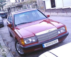 Mercedes-Benz - 190 | 13 Apr 2015