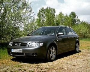 Audi - A4 - B6 Avant 1.9TDI quattro | 21 Apr 2015
