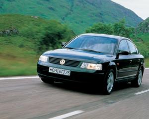 Volkswagen - Passat | 27 Apr 2015