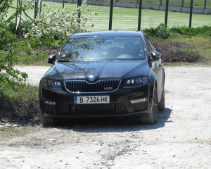 Škoda - Octavia - VRS   28 Apr 2015