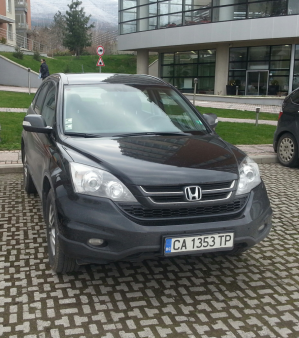 Honda - CR-V - i-DTEC Elegance  | 1 May 2015
